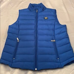 Michael Kors  blue vest